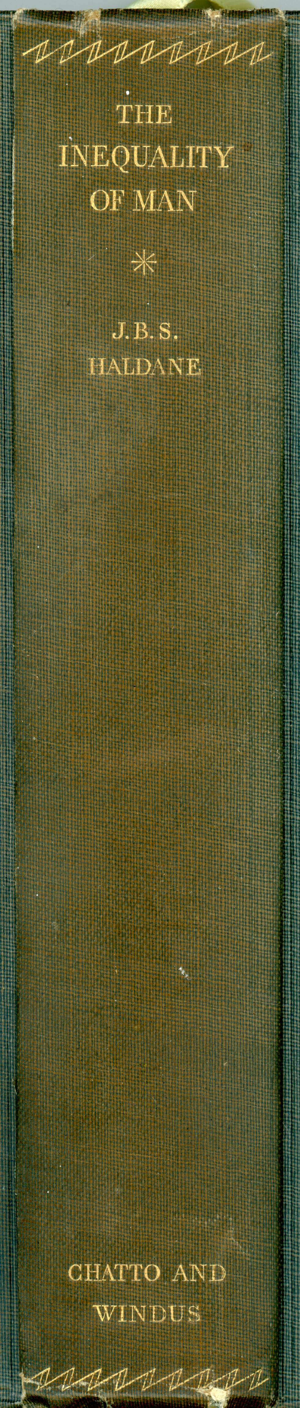 possible worlds and other essays by jbs haldane Possible worlds: and other essays 52 chatto & windus haldane, j b (1892–1964) polymath beneath the firedamp: the story of jbs haldane bull anesth history.